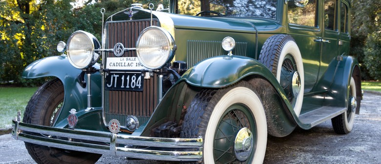 Vintage Vehicles, our Lassie and the Flappers Era