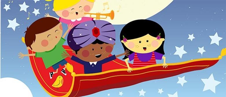 APO 4 Kids: Magic Carpet Ride