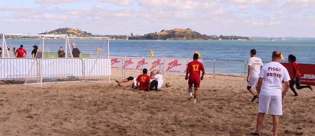 Auckland Beach Football Tournament