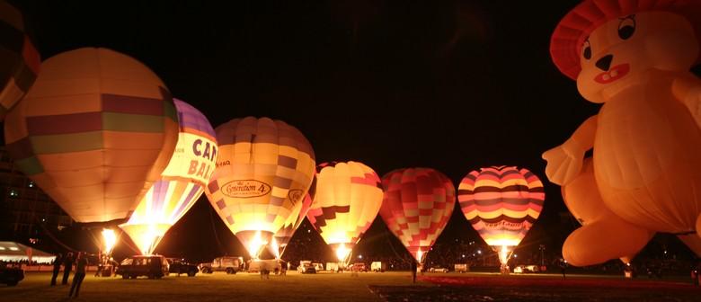 Balloons Over Waikato - Partyon 2014