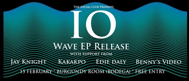 IO - Wave Ep Release Tour
