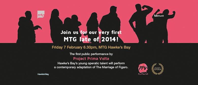 MTG Late - a Little Opera