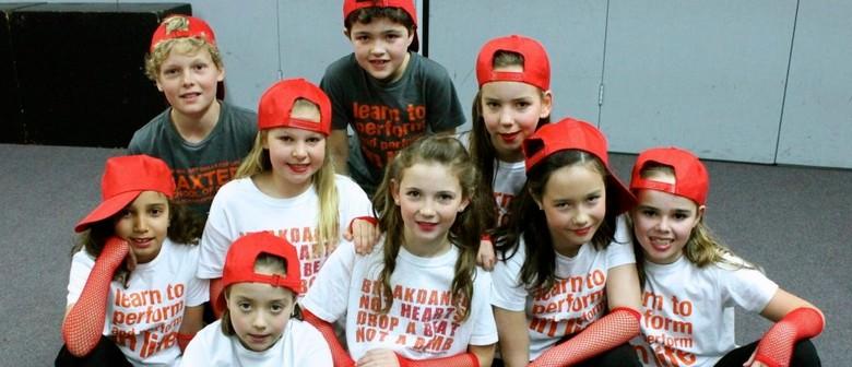 Saturday Morning Hip Hop Dance Class 8-10yrs
