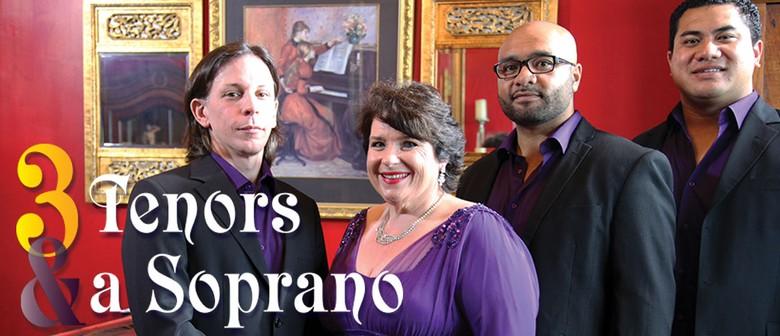 Three Tenors & A Soprano