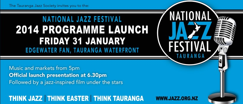 Programme Launch 2014 - National Jazz Festival