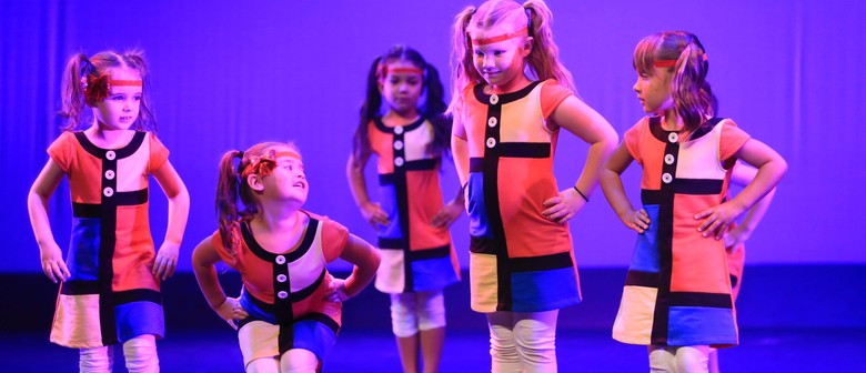 Lil Hoppers Dance Classes for 5 year olds