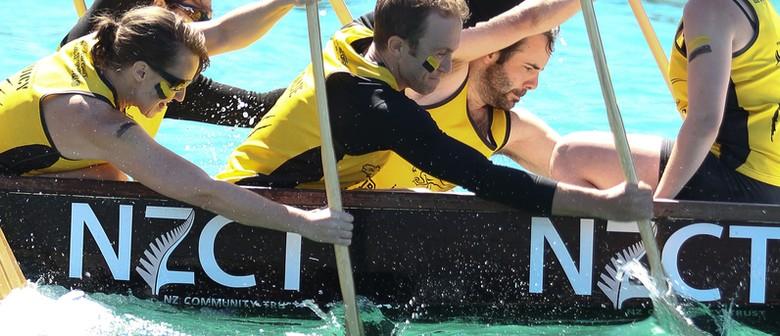 NZCT Wellington Dragon Boat Festival 2014