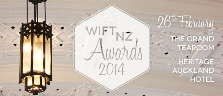 WIFT New Zealand Awards 2014