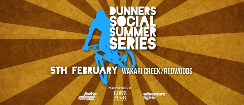 Dunners Social MTB Summer Series - Round 1