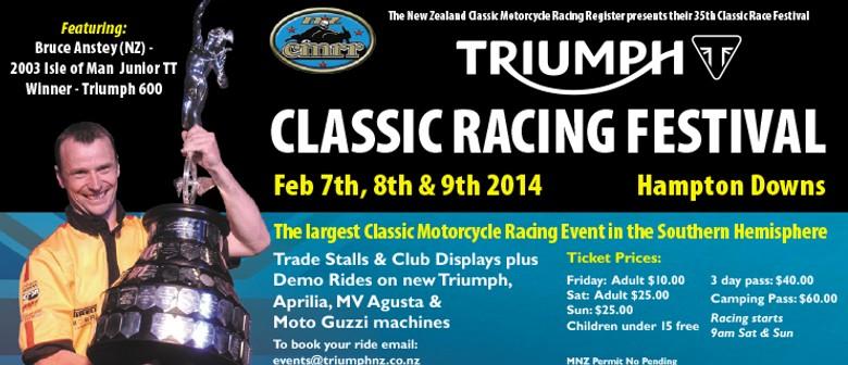 Triumph Classic Festival