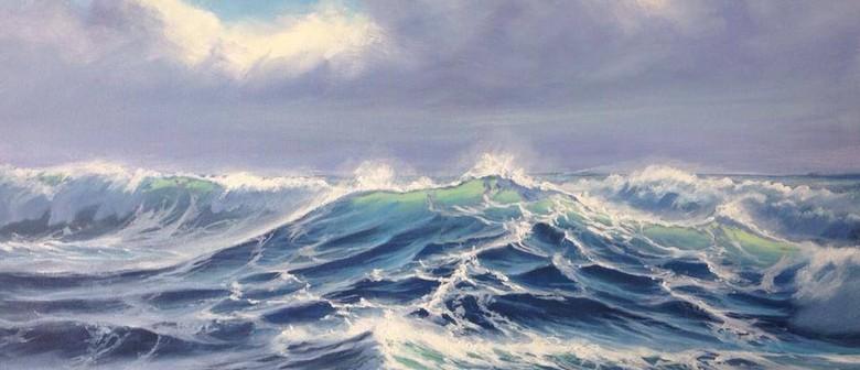 'Sea Surge' by Sam Earp