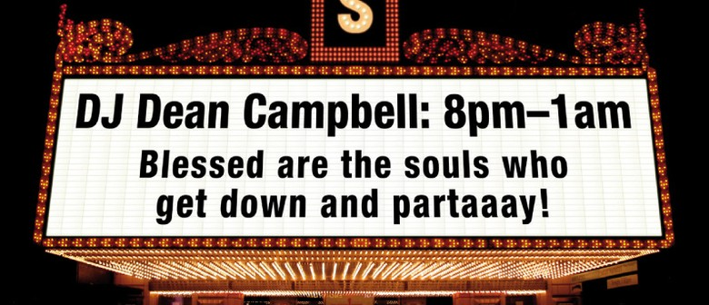 DJ Dean Campbell