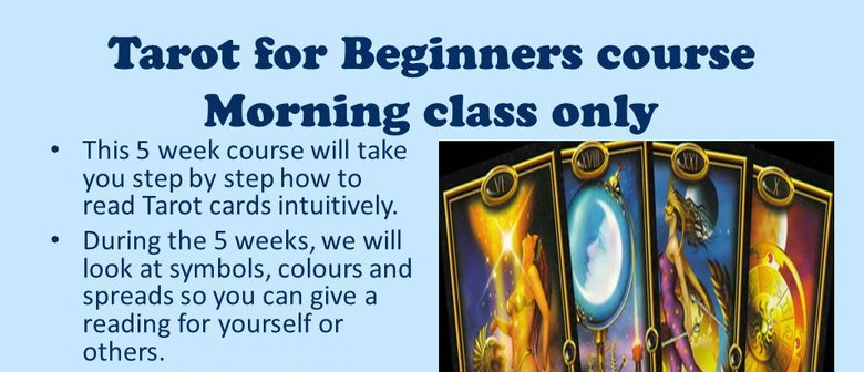 New Morning Tarot for Beginners Class