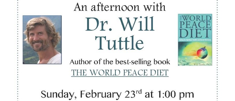 An Afternoon with Dr. Will Tuttle