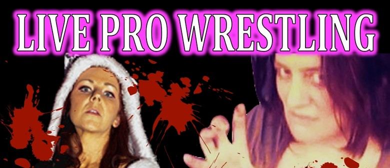 Pro Wrestling Show - A Pinch & A Punch