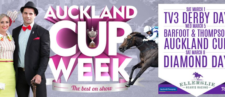 Diamond Day Ft. Contiki Whips n Spurs - Auckland Cup Week