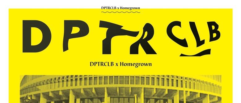 DPTRCLB x Wellington