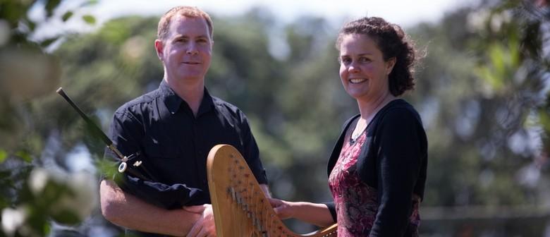 Anna Dunwoodie & Shane Stewart at East Coast Folk Club