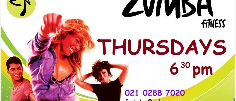 Zumba Fitness Exhilarate with Felice