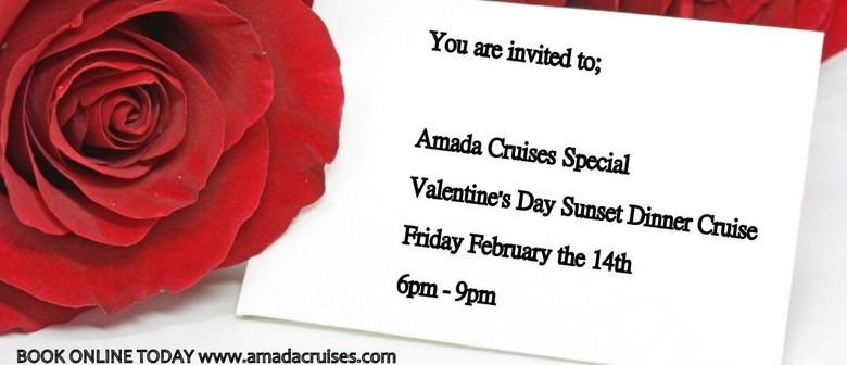 Valentine's Day Sunset Dinner Cruise: SOLD OUT