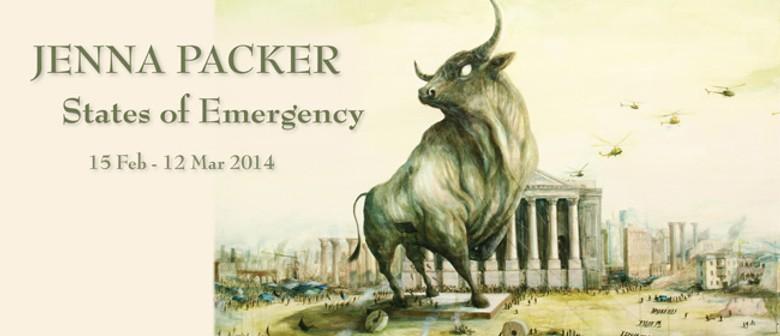 Jenna Packer: States of Emergency (2014)
