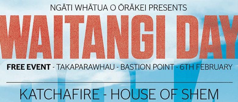 Ngāti Whātua o Ōrākei presents Waitangi Day 2014