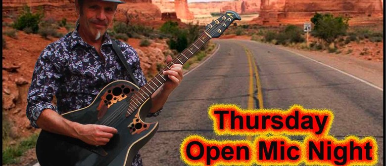 Open Mic Night - Thursday