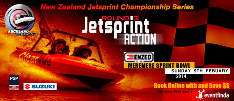 ENZED V8 Jetsprints