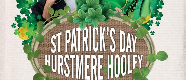 St Patricks Day Hooley Street Party