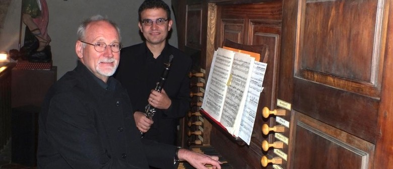 Andrei Freidine (Clarinet) & Christopher Hainsworth (Organ)