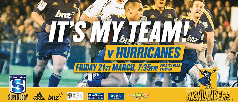 Highlanders vs Hurricanes