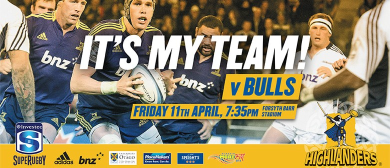 Highlanders vs Bulls