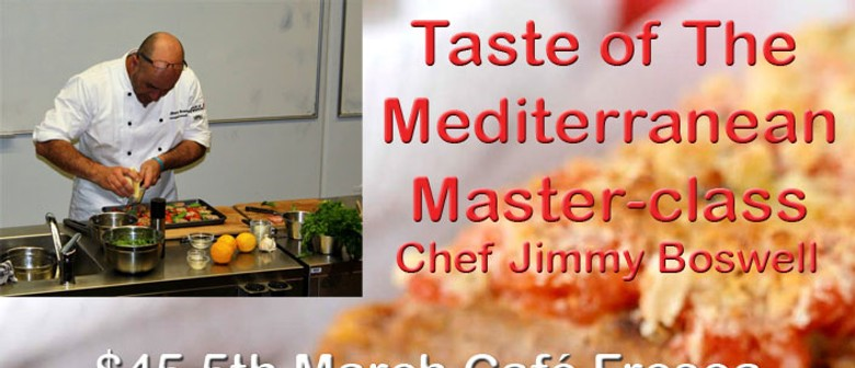 Tastes of The Mediterranean Masterclass