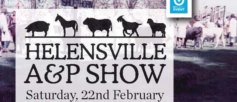 Helensville A & P Show
