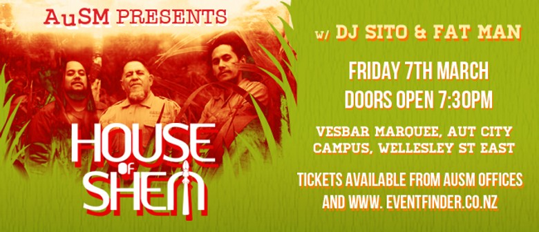 House of Shem w/ DJ SITO & Fatman