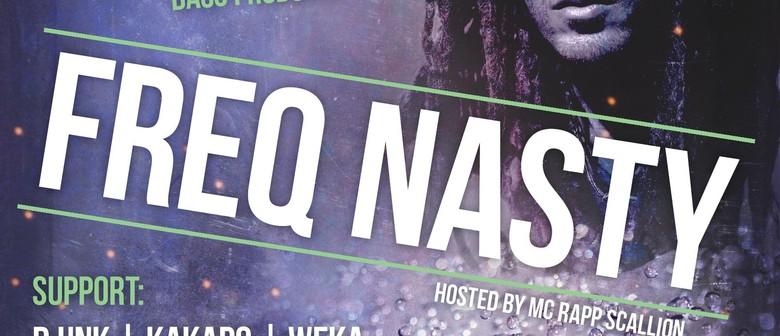International DJ Freq Nasty