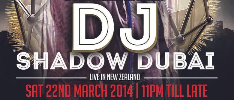 DJ Shadow - Dubai (Bollywood Event)