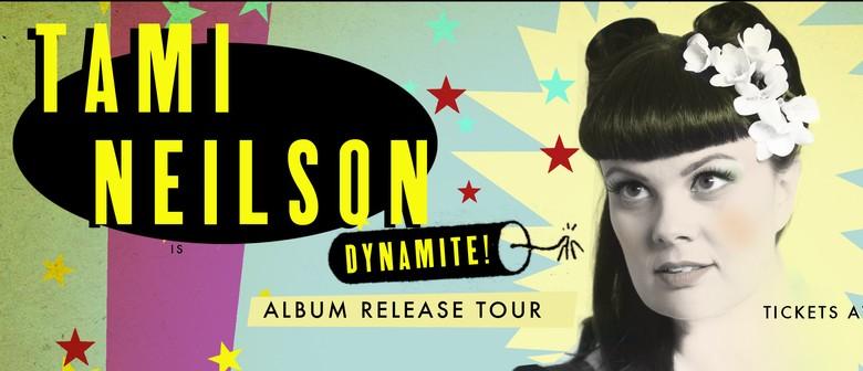 """Tami Neilson's """"Dynamite!"""" Album Release Tour"""