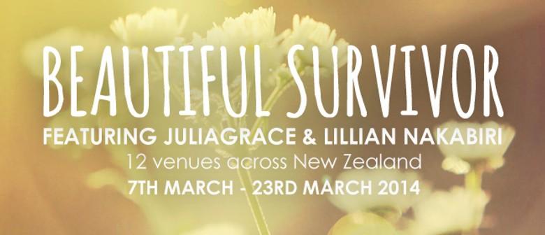 Beautful Survivor Tour with Juliagrace