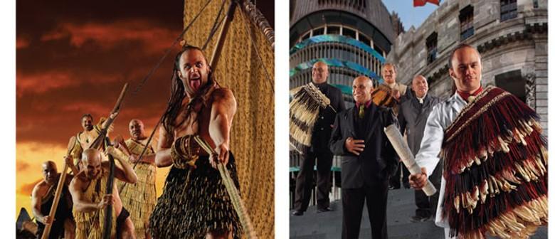 OMGs - Māori Gods in the 21st century