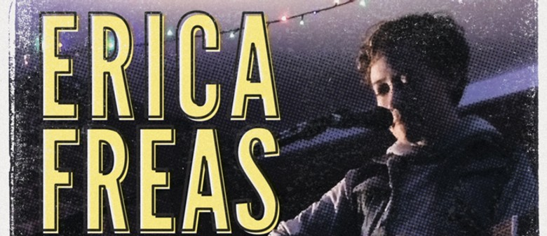 Erica Freas (from Rvivr) in Palmerston North