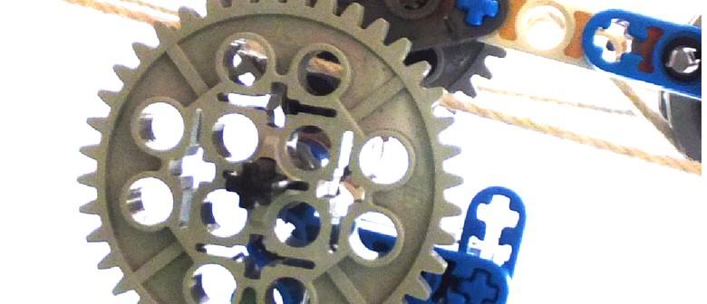 Advanced Lego Technic Machines (~9-14 yrs)