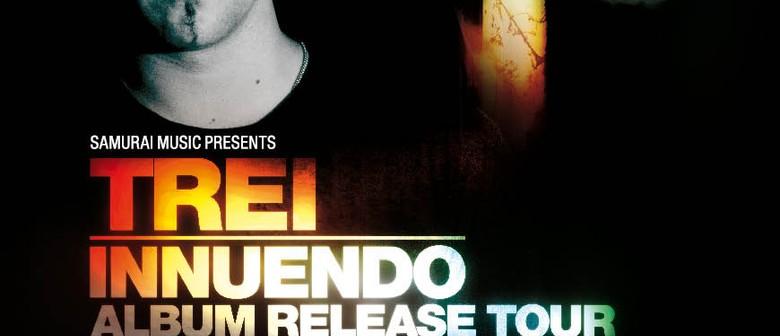 Trei Innuendo Album Release party