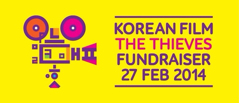 'The Thieves' Korean Film Fundraiser