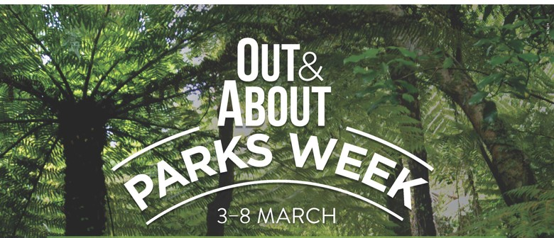 Out & About Parks Week: Family Fun Day
