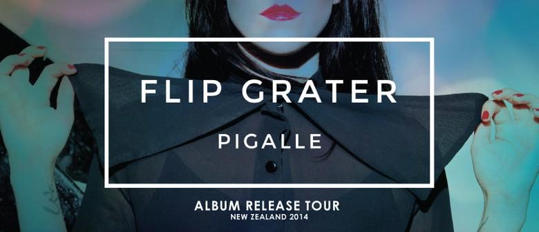 Flip Grater Pigalle Album Release