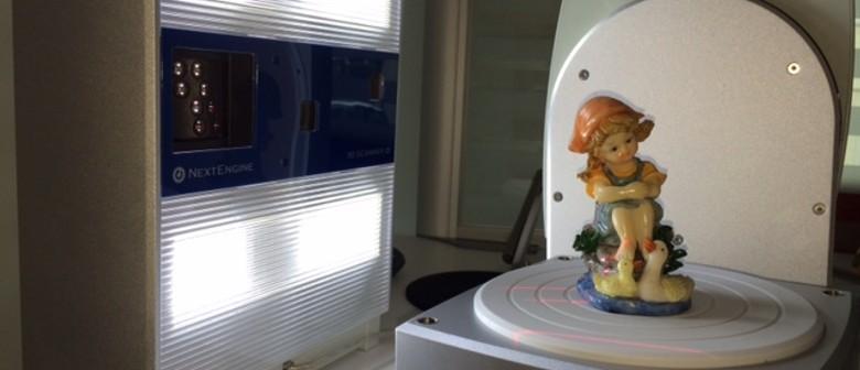 3D scanning workshop