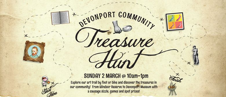 Devonport Community Treasure Hunt