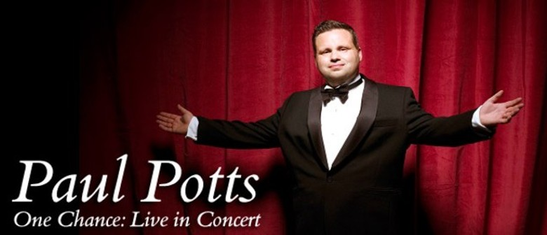 Paul Potts: One Chance