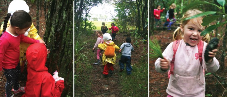 Koru Bush School - Child-led Learning in the Great Outdoors